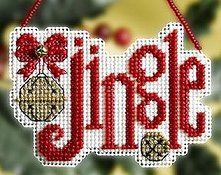 Ornament Series 2008 Winter Greetings - Jingle THUMBNAIL