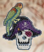 Ornament Series 2010 Autumn - Irate Pirate THUMBNAIL