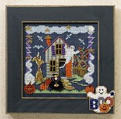 Buttons & Beads 2006 Autumn Series - Boo House_THUMBNAIL