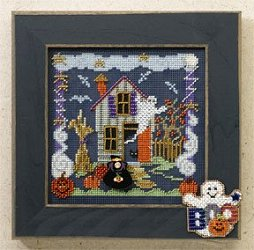 Buttons & Beads 2006 Autumn Series - Boo House MAIN