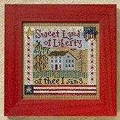 Buttons & Beads 2008 Autumn Series - Sweet Liberty THUMBNAIL