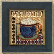 Buttons & Beads 2008 Autumn Series - Cappuccino THUMBNAIL