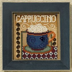 Buttons & Beads 2008 Autumn Series - Cappuccino MAIN