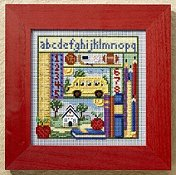 Buttons & Beads 2008 Autumn Series - School Days THUMBNAIL