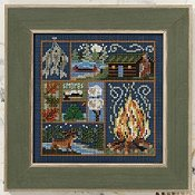 Buttons & Beads 2010 Autumn Series - Cabin Fever THUMBNAIL