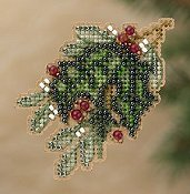 Ornament Series 2011 Winter Holiday Holly