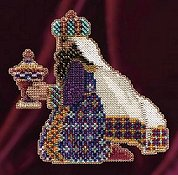 Mill Hill Bead Kit Magi Trilogy - Melchior THUMBNAIL