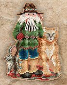 Mill Hill Bead Kit Southwest Santas - Canyon Santa