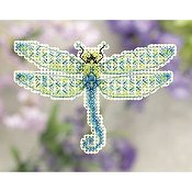 Ornament Series 2011 Spring Bouquet - Dragonfly THUMBNAIL