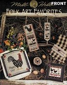 Mill Hill Book - Folk Art Favorites