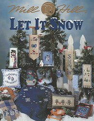 Mill Hill Book - Let It Snow MAIN