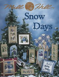 Mill Hill Book - Snow Days MAIN