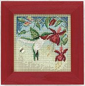 Buttons & Beads 2011 Spring Series - Hummingbird THUMBNAIL