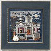 Buttons & Beads 2011 Autumn Series - Haunted Mansion THUMBNAIL