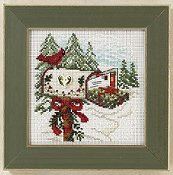 Buttons & Beads 2011 Winter Series - Holiday Delivery THUMBNAIL