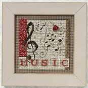 Buttons & Beads 2011 Autumn Series - Melody THUMBNAIL