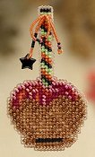 Ornament Series 2009 Autumn Harvest - Caramel Apple THUMBNAIL