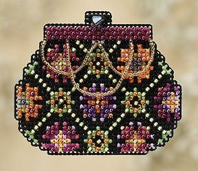 Ornament Series 2010 Spring Bouquet - Coin Purse MAIN