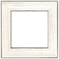 Mill Hill Wood Frame - 6x6 Antique White MAIN