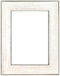 Mill Hill Wood Frame - 5x7 Antique White MAIN