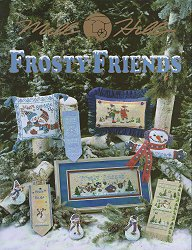 Mill Hill Book - Frosty Friends