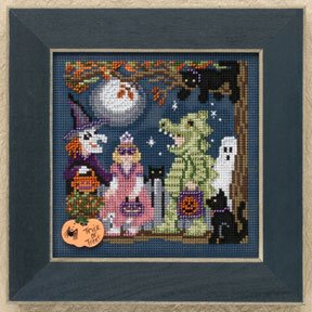 Buttons & Beads 2009 Autumn Series - Halloween Night MAIN