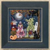 Buttons & Beads 2009 Autumn Series - Halloween Night THUMBNAIL
