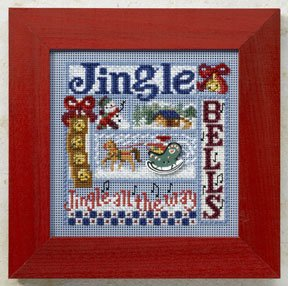Buttons & Beads 2008 Winter Series - Jingle Bells MAIN