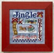 Buttons & Beads 2008 Winter Series - Jingle Bells THUMBNAIL