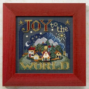 Buttons & Beads 2008 Winter Series - Joy to the World MAIN