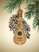Ornament Series 2007 Holiday Harmony - Mandolin