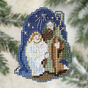Ornament Series 2009 Winter Holiday - Nativity THUMBNAIL