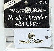 Mill Hill Needle Threader and Cutter