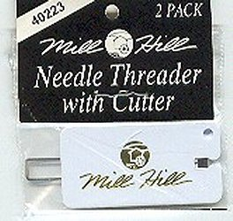 Mill Hill Needle Threader and Cutter MAIN