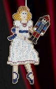 Mill Hill Bead Kit Nutcracker Ballet Series - Clara THUMBNAIL