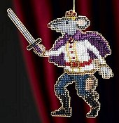 Mill Hill Bead Kit Nutcracker Ballet Series - Mouse King THUMBNAIL