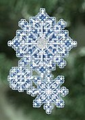 Ornament Series 2010 Winter Holiday - Snowflakes THUMBNAIL