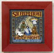 Buttons & Beads 2008 Winter Series - Silent Night THUMBNAIL