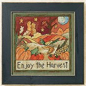 Mill Hill Sticks Kit - Enjoy the Harvest THUMBNAIL