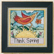 Mill Hill Sticks Kit - Think Spring