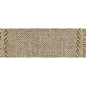 "Mill Hill Stitch Band - Bethany 27ct. Natural/Gold 2.7"" wide THUMBNAIL"