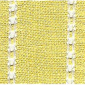 "Mill Hill Stitch Band - Celeste 27ct Yellow/Antique White 2"" wide THUMBNAIL"