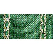 "Mill Hill Stitch Band - Celeste 27ct Green/Gold 2"" wide THUMBNAIL"