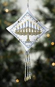 Treasured Diamond Series 2008 Winter - Menorah