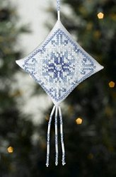Treasured Diamond Series 2008 Winter - Snowflake MAIN