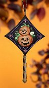 Treasured Diamond Series 2009 Autumn - Pumpkin Duo THUMBNAIL