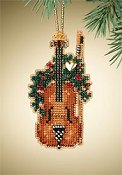 Mill Hill Holiday Harmony Series 2007 - Violin THUMBNAIL