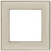 Mill Hill Wood Frame - 6x6 Taupe