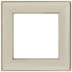 Mill Hill Wood Frame - 6x6 Taupe MAIN