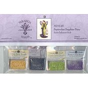 Mirabilia Designs - September Sapphire Fairy Embellishment Pack